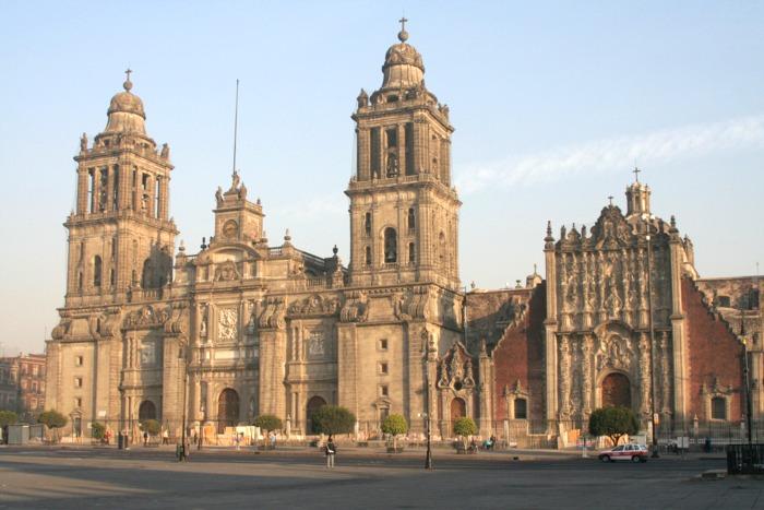 Catedral Metropolitana de la Ciudad de México - Wikipedia, la enciclopedia libre