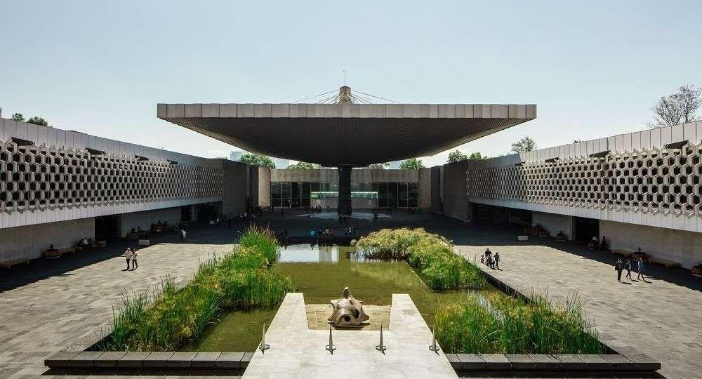 El Museo Nacional de Antropología, un hito de la arquitectura moderna mexicana | Arquitectura
