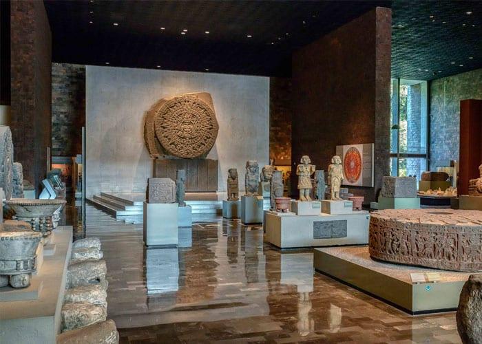 Museo Nacional de Antropología en Polanco CDMX